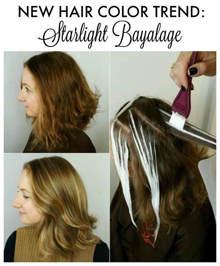 Hair Color Idea: Starlight Bayalage | Mom Fabulous