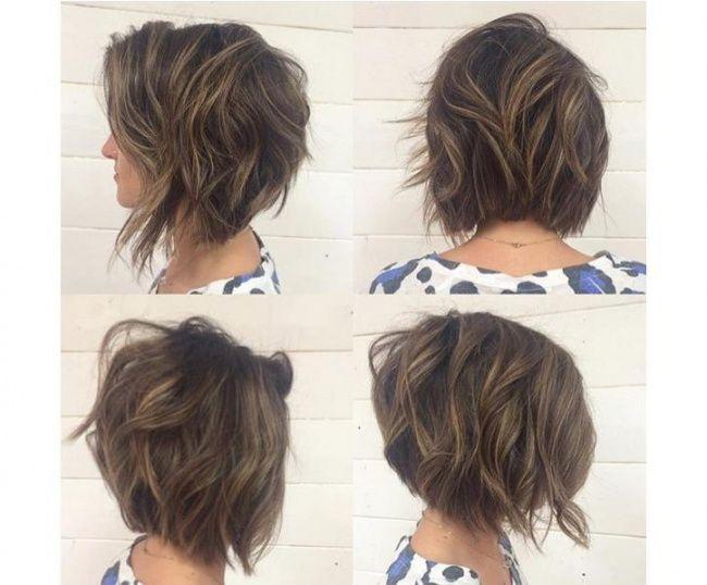 Cheveux mi-longs : quelles tendances pour 2016 ? - 27 photos - Tendance coiffure