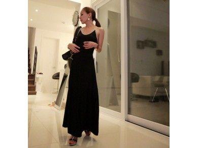 Brigitta Dress.  Bahan: Cotton Blended  Lingkar Dada: 62 cm  Panjang Baju: 108 cm  Berat: 0,24 kg