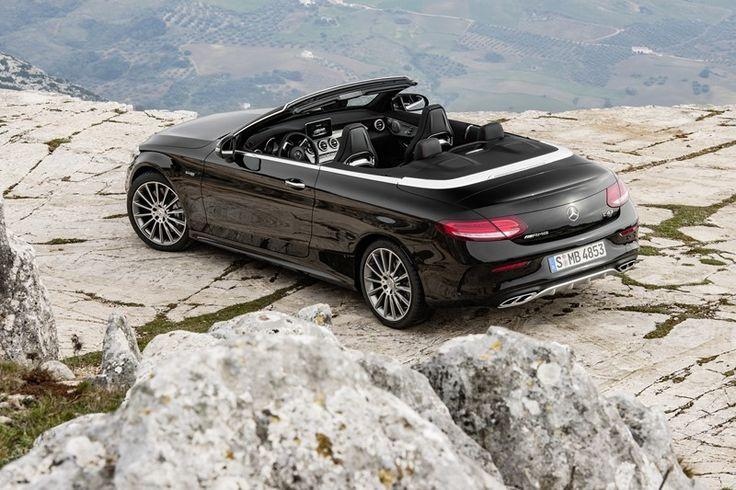 Cabriolet Mercedes-AMG C 43 4MATIC #mercedes #gims #convertible #car