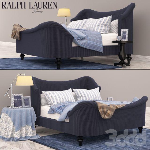 Кровать и аксесуары RALPH LAURAN HOME