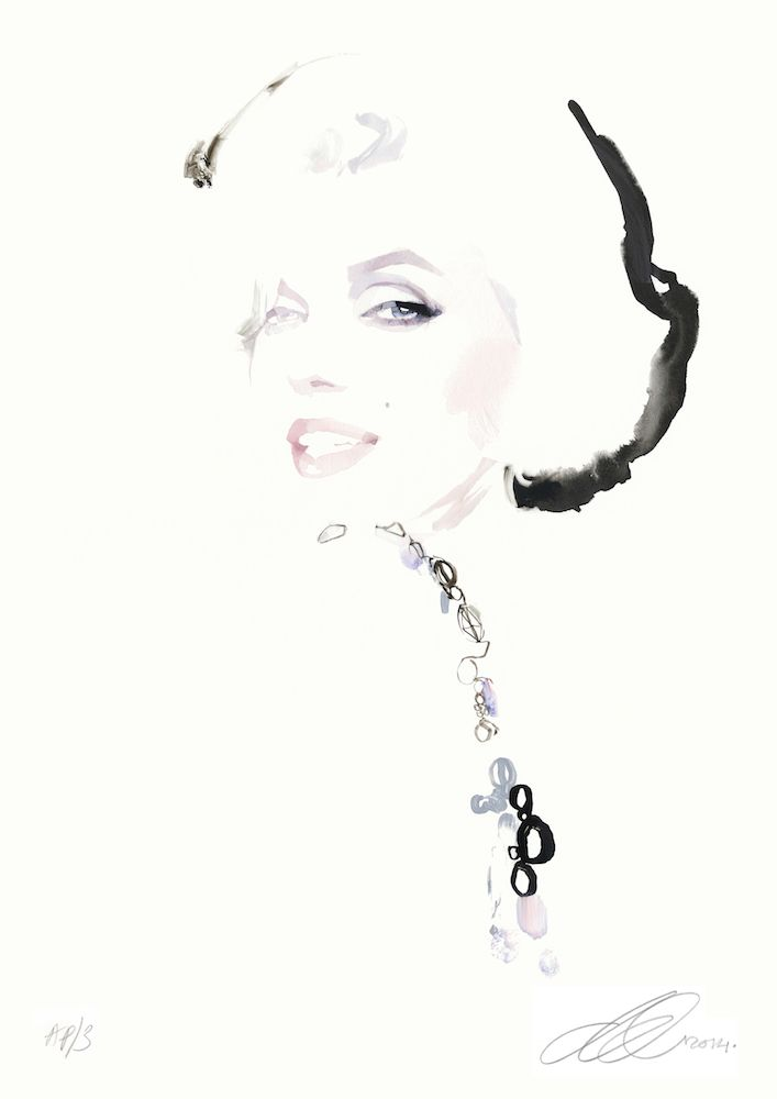 David Downton Marilyn Monroe 2014