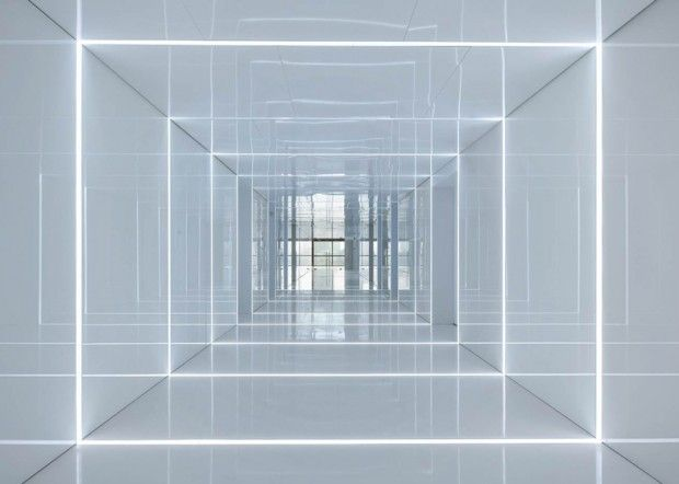 Couloir de lumières