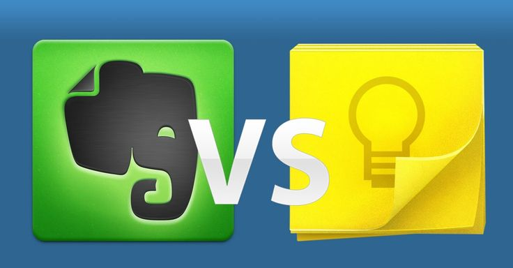 Now that Google Keep is out, how does it compare against note taking juggernaut Evernote?