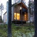 Gunnar's House / Huus Og Heim Architecture....Timber frame awesomeness.