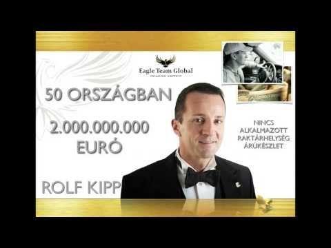 Rolf Kipp: A 21. század üzlete