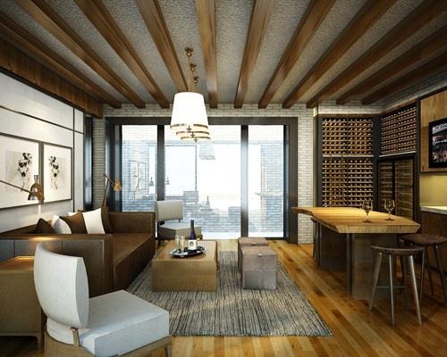 interioRoyal Golf Karawaci - Wine Room