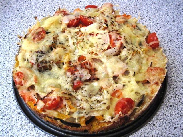 Polentapizza - Rezept - ichkoche.at
