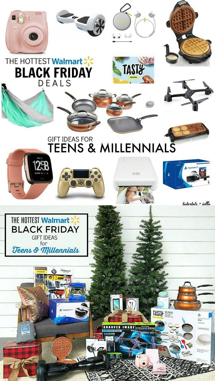 The Hottest 2018 Walmart Black Friday Deals Gift Guide For Teens