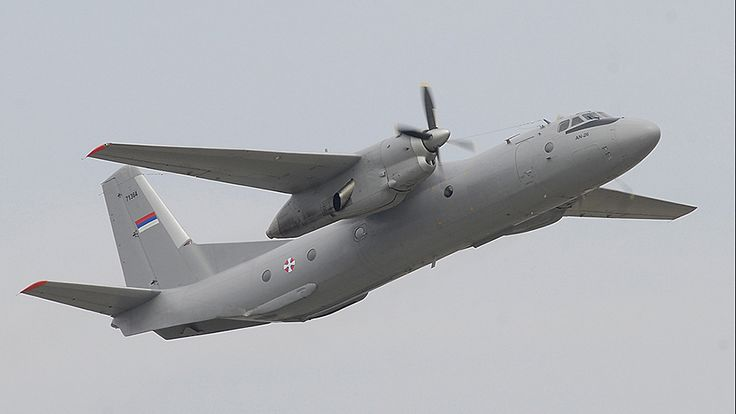 FOX NEWS: Russian cargo plane crashes in Syria killing 32 military says