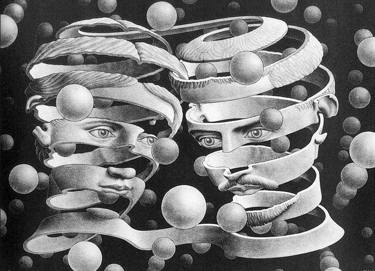#Escher i mondi impossibili #kyossmagazine