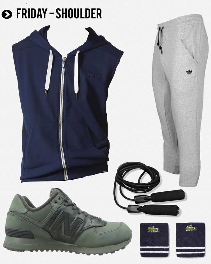 Men's Gym Style 2016: The Best Workout Clothes For The Year | Royal Fashionist