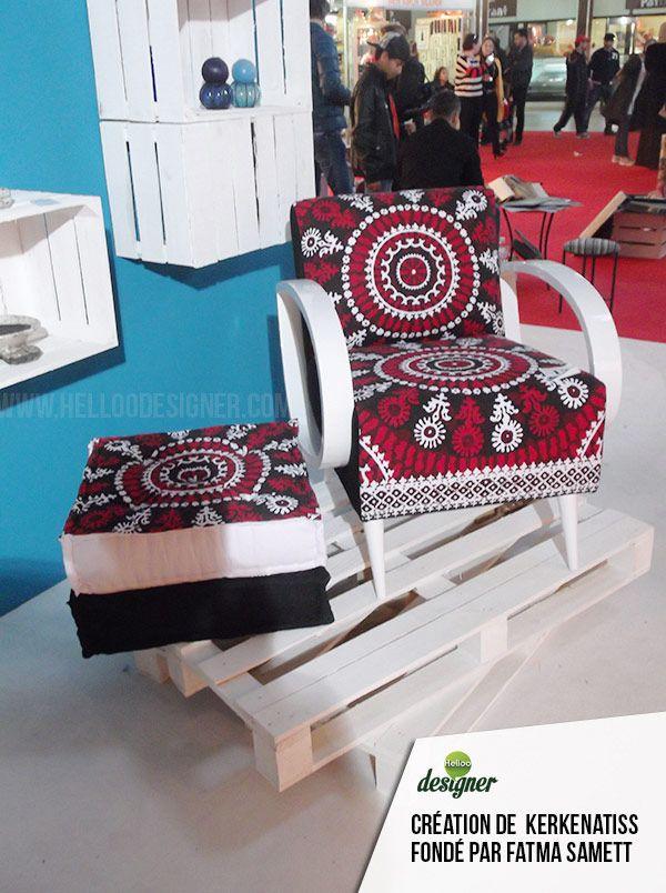 Le salon dar déco met à lhonneur les designers tunisiens