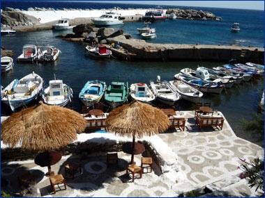 Sto Gialo cafe/bar - Magganitis, Ikaria Island, Greece