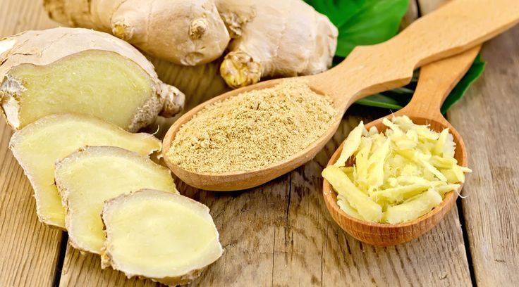 Ginger Paste Treatment For Joint & Muscle Pain