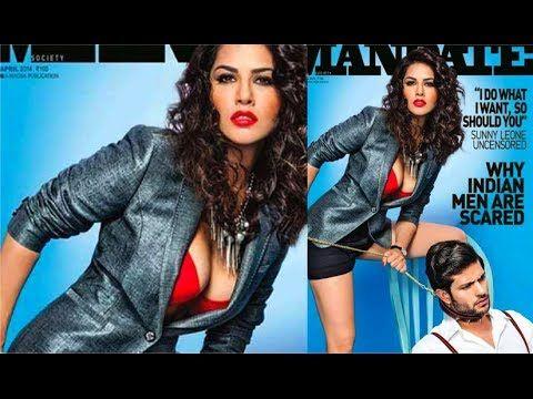 Sunny Leone Hot Cleavage Show | Mandate Magazine | UNCENSORED