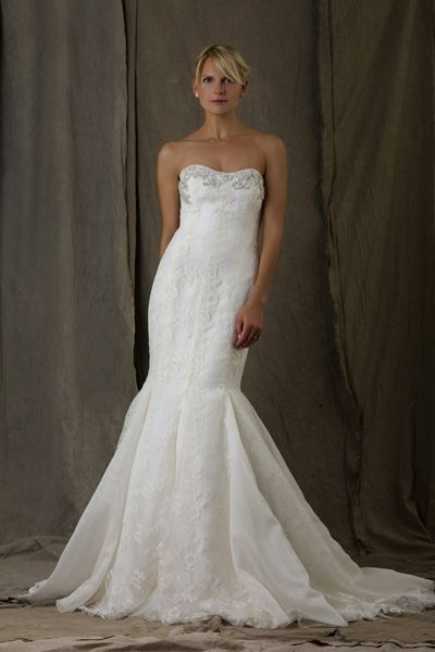 Madison Square - Wedding Dress by Lela Rose #lelarose