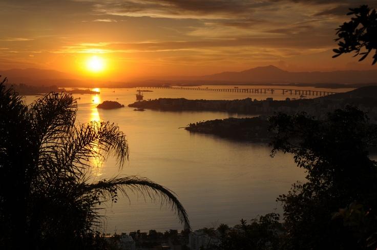 menno alberts, photographer, photography, fotograaf, fotografie, brazil, niteroi, parque da cidade, evening, dusk, sunset, brasil, rio, rio de janeiro