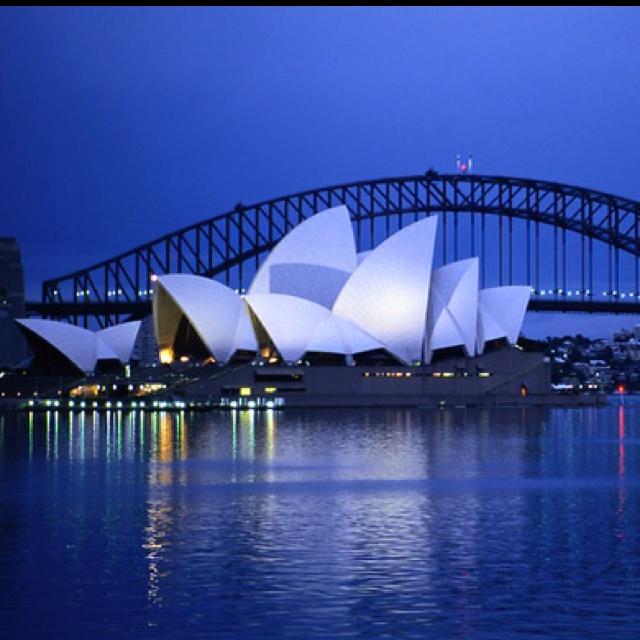 My no.1 place to go. Sydney, Austrailia