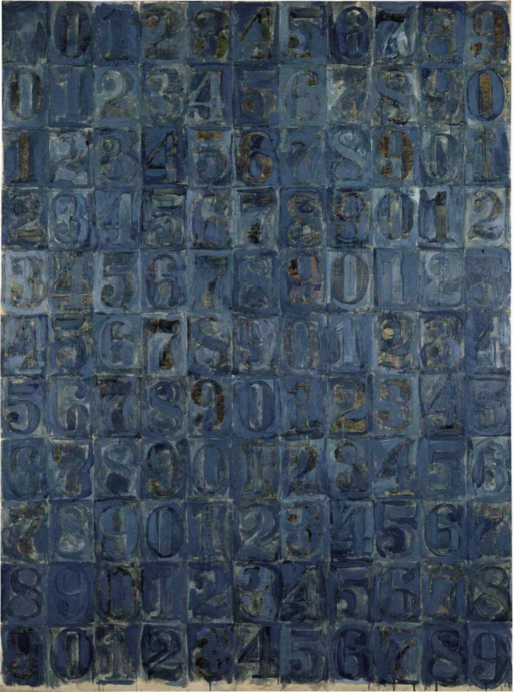 17 Best images about Jasper Johns on Pinterest | New york ...