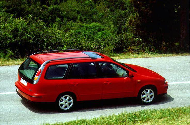 2001 Fiat Marea Weekend 1.9 JTD ELX