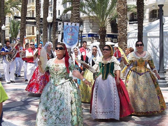 Fiesta San Juan, Alicante, Spain 6 by rosemarydukelow, via Flickr