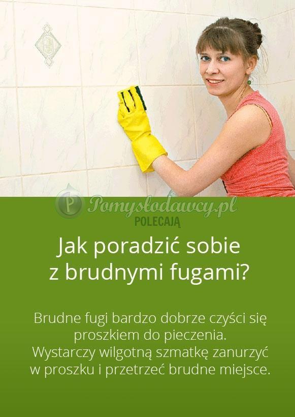 Pomysłodawcy.pl - serwis bardziej kreatywny - WYCZYŚĆ FUGI BEZ WYSIŁKU - PRZYDATNY TRIK W KAŻDYM DOMU!
