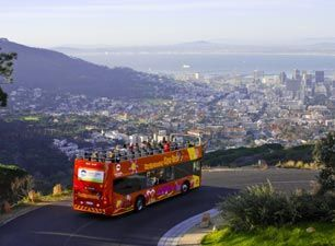 City Sightseeing Cape Town: explore on the red bus - Cape Town Tourism