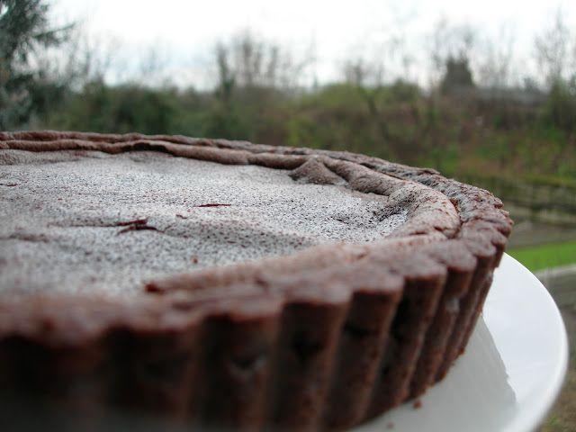 Pasqualina in cucina: Delirio morbido al cioccolato fondente