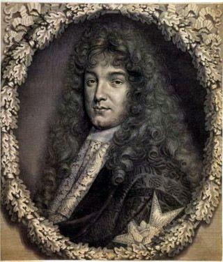 Jean-Baptiste Colbert II, Marquis de Seignelay et de Châteauneuf-s/-Cher (1651-1690), Secrétaire d'État à La Marine.