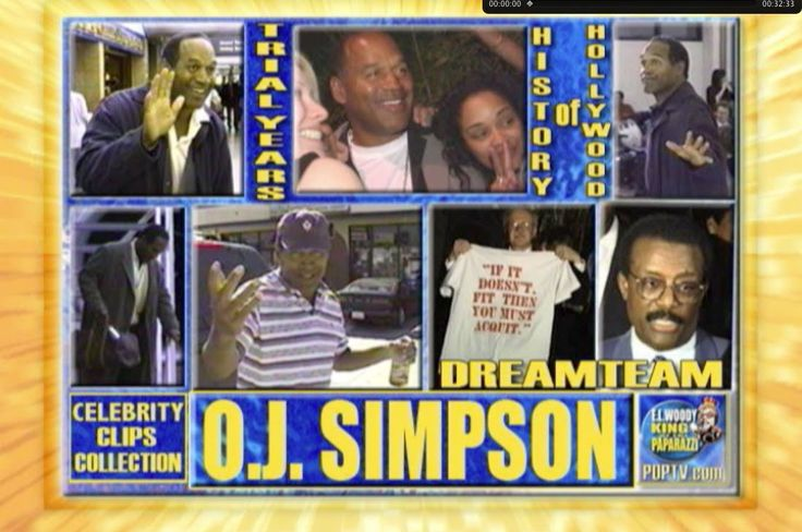 O.J. Simpson Reel Part 1, Approximately one hour of our O.J. and O.J. related clips. Everything from Kato Kaelin to Charlie Sheen commenting on or being with...