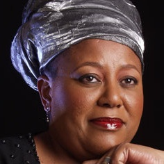 Sibongile Khumalo, South African Classical/Jazz singer