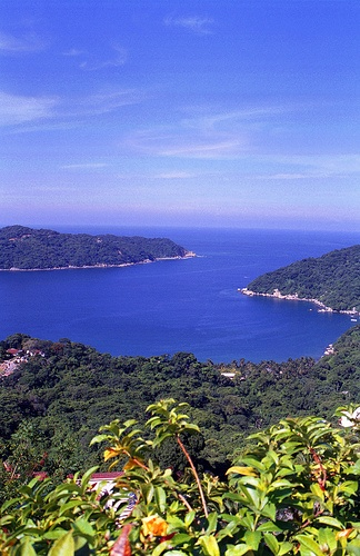 Acapulco Went to on Senior Trip after HS graduation with friends.... Great trip but wouldn't go again