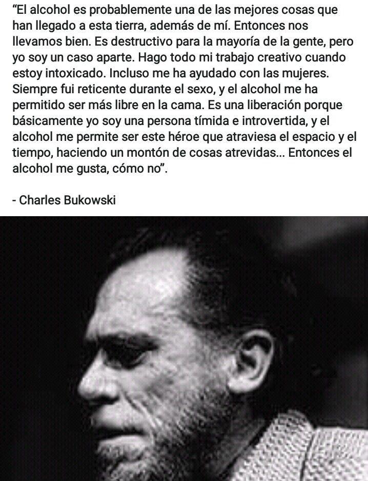Charles Bukowski Frases De Libros Clásicos Bukowsky