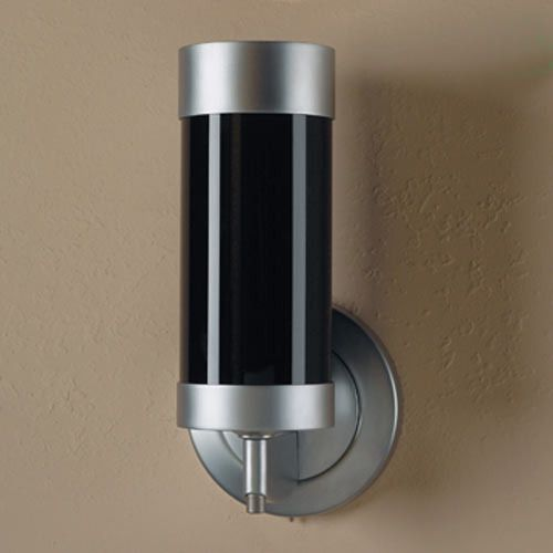 Silva led wall sconce buy leds the silva led wall sconce from bruck lighting