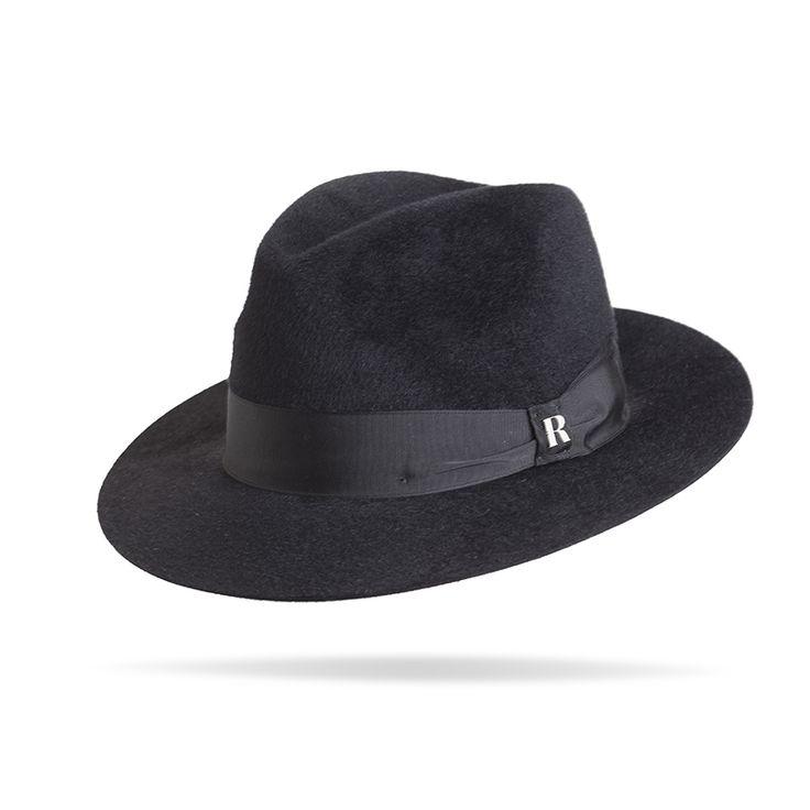 """""""Bronx"""" Hat in Black"""