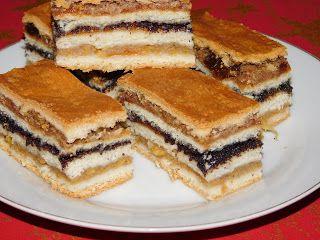 Gerdi süti: Flódni