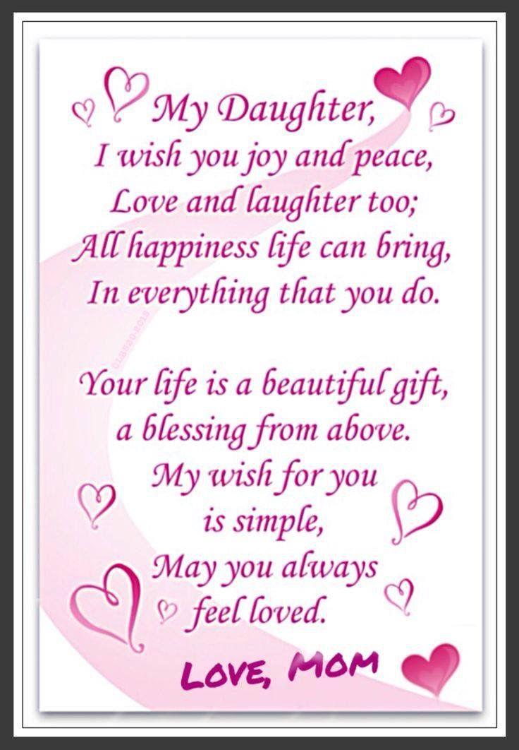 Proud Daughter Birthday Quotes : proud, daughter, birthday, quotes, Tammy, Pornbeck, Allissa, Girlz, Birthday, Wishes, Daughter,, Prayers, Daughter