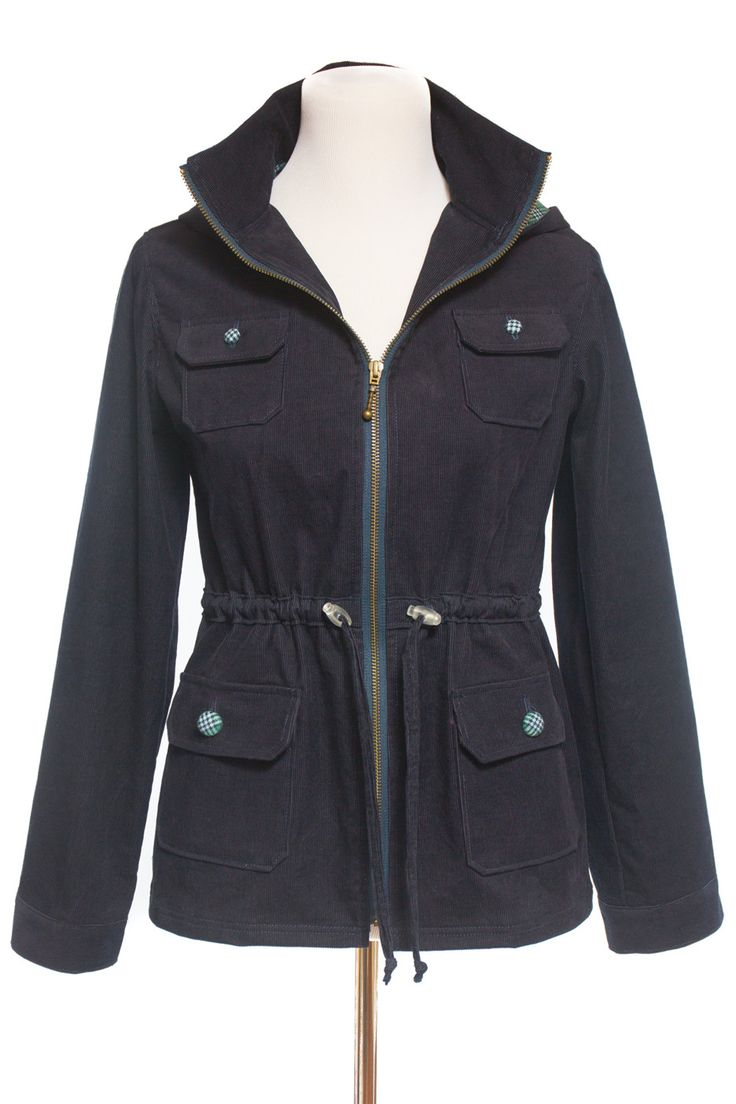 Lonetree Jacket by Allie Olson   Indiesew.com