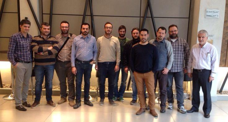 KNX Basic Course στην Θεσσαλονίκη!