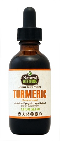 Natural Attitude Turmeric liquid extract 2 fl. oz. This is the best Turmeric extract i have found..Love it. I take it with a drop of Edens Garden Black pepper extract.