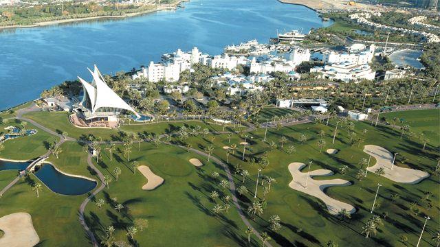 Park Hyatt Dubai and The Dubai Creek Golf & Yacht Club, Deira, Dubai!