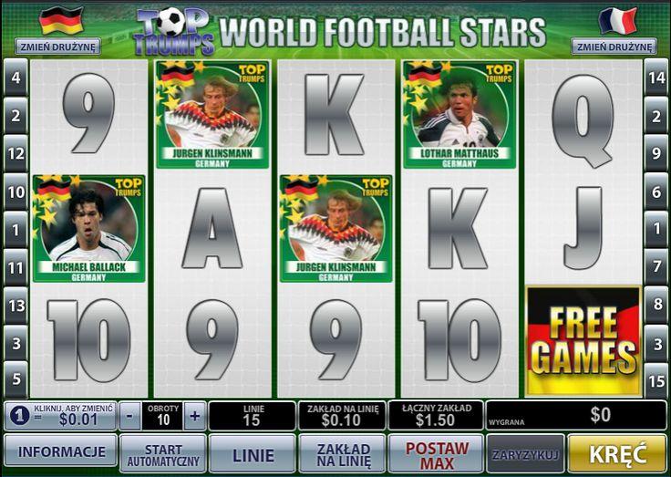 World Football Stars - http://www.777free-slots.com/free-slot-online-world-football-stars/