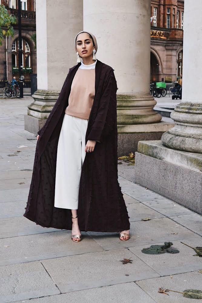 Cosmos Kimono  #Abaya#modestfashion