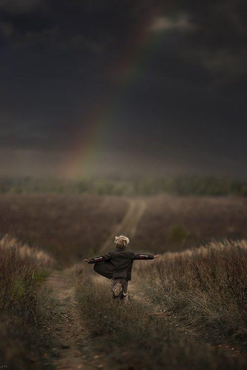 ..following the rainbow.. | byElena Shumilova.