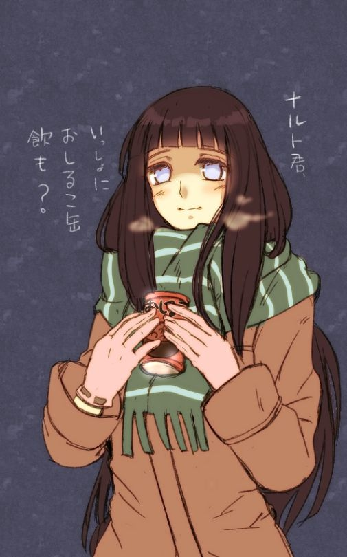 Hyūga Hinata. My favourite kunoichi in Naruto. The kind, sweet and gentle yet tough girl who learnt to stand up for her nindō despite of unfavourable situations.