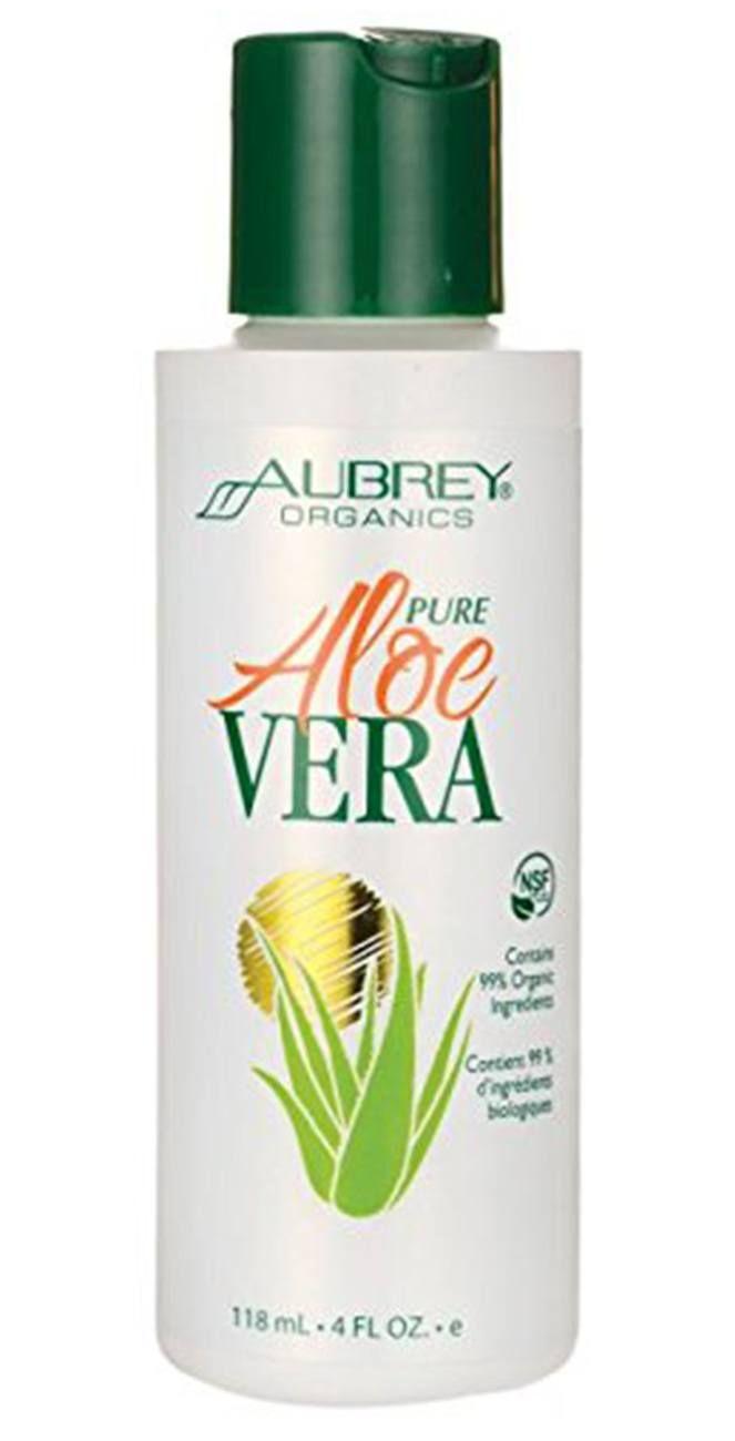 Best Organic Pure Aloe Vera Gel for Face & Skin