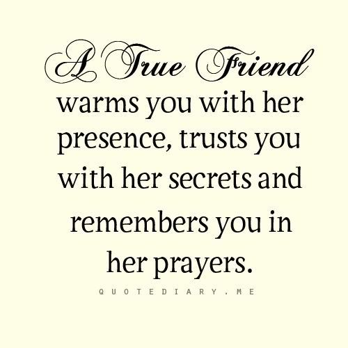Quotes About Love And Friendship For Her : Friendship Quote Friendship Quotes Pinterest Friendship, So true ...