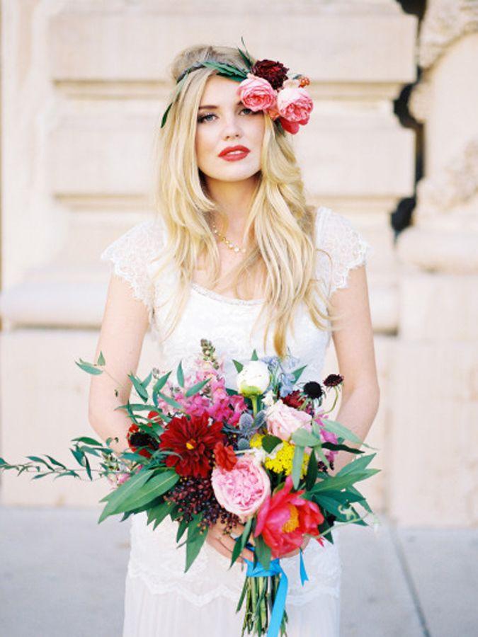 Our Emme dress, shot by Bonwed x - Grace Loves Lace - Unique Bridal fashion