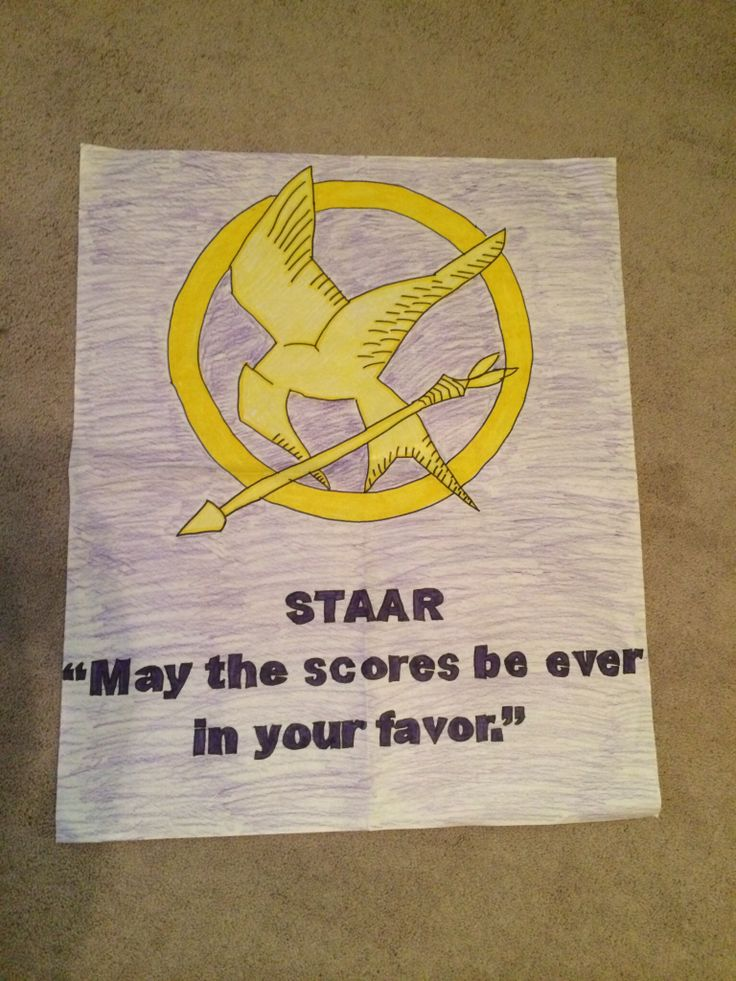 Quot May The Scores Be Ever In Your Favor Quot Hunger Games